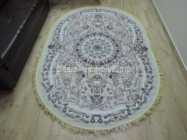 Ковер Farsi 1400a cream cream oval