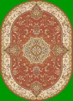 Ковер PERSIAN YASIN 5695A_Rose_IVORY oval