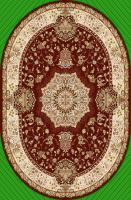 Ковер PERSIAN YASIN 5695A_Red_IVORY