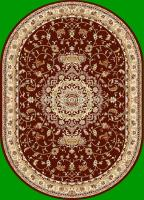 Ковер PERSIAN YASIN 5698A_Red IVORY oval