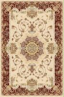 Ковер PERSIAN YASIN 5695A_IVORY D Red